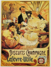 Biscuits champagne