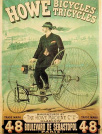 Howe bicycles, tricycles