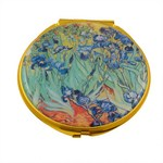 Miroir rond after Vincent Van Gogh
